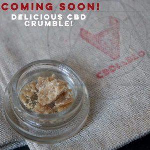 1g CBD Crumble (800mgs CBD)
