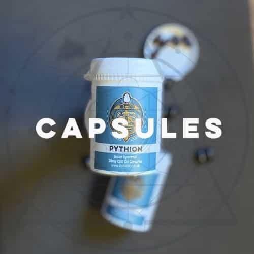CBD Capsules UK