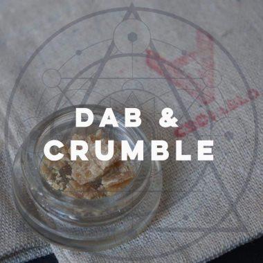 Dap & CBD Crumble