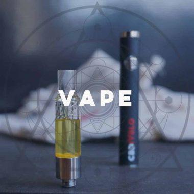 Vape Cartridges & Pens