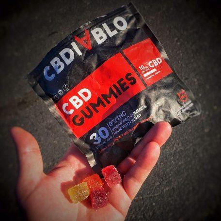 30 pack of CBD gummies